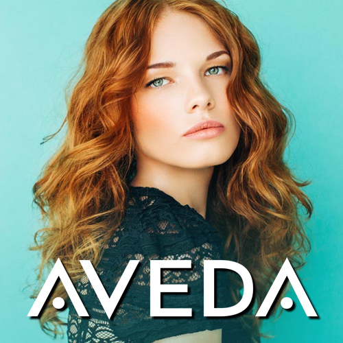 aveda hair salon products