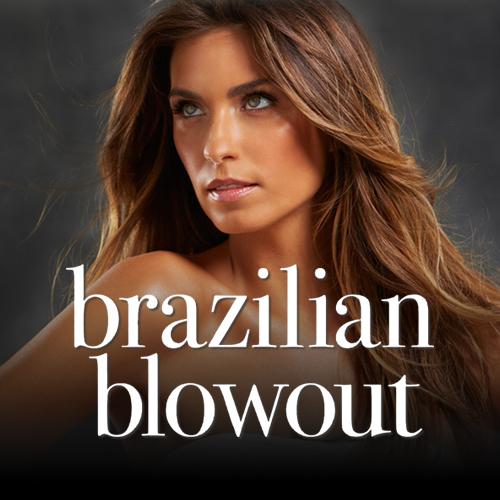 brazilian blowout hair salon products