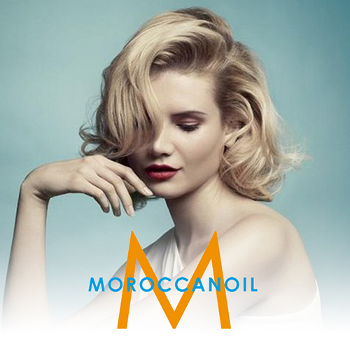 moroccanoil hair salon products